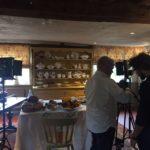 ヨーロッパ、イタリア各地でCM撮影、動画制作