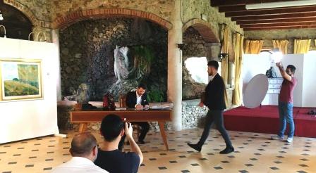 ヨーロッパ各国、イタリアでCM撮影・動画制作