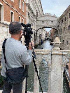 イタリア現地で映像画像の使用許諾取得など リサーチ業務